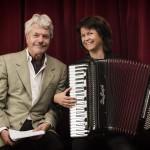 Herbert Hanko und Maria Reiter Foto: © 2015 C. A. Hellhake
